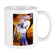the dust gatherer Mug