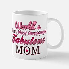 Fabulous Mom Mug