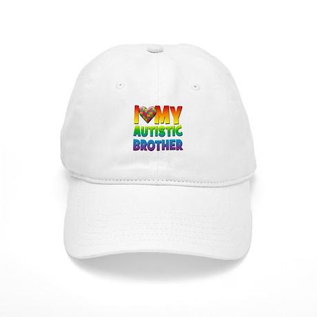 I Love My Autistic Brother Baseball Cap