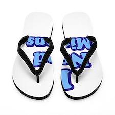I need Minions retro blue 2 Flip Flops