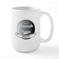 100% Hannah Mug