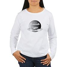 100% Hannah Long Sleeve T-Shirt
