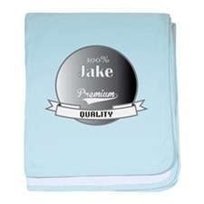 100% Jake baby blanket