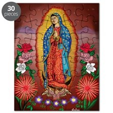Virgin of Guadalupe Puzzle