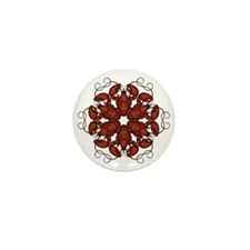 Lobsters Mini Button (10 pack)
