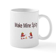 Make mine Spicy Mug