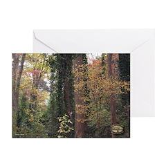 10 05 Calendar Greeting Card