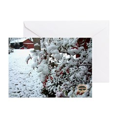 12 05 Calendar Greeting Card