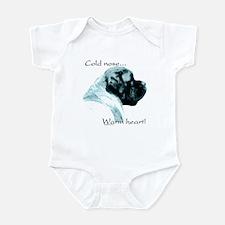 Charcoal 19 Infant Bodysuit