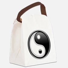 Yin-Yang Canvas Lunch Bag