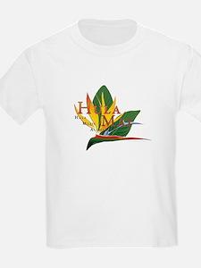 Hula Mai logo T-Shirt