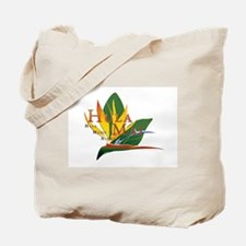 Hula Mai logo Tote Bag