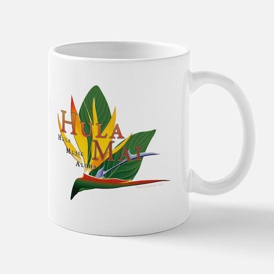 Hula Mai logo Mug