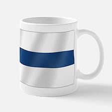 Pure Flag of Finland Small Small Mug