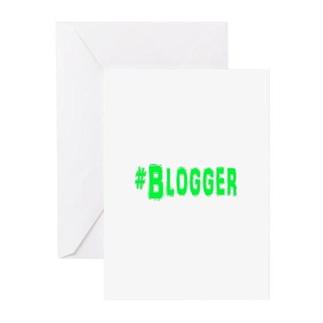 Blogger Greeting Cards (Pk of 10)