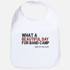 Band Camp Bib
