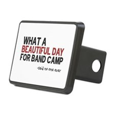 Band Camp Hitch Cover
