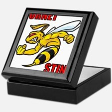Hornet Sting Keepsake Box
