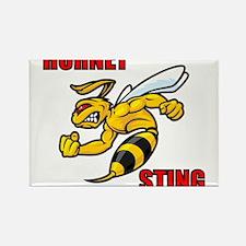 Hornet Sting Rectangle Magnet