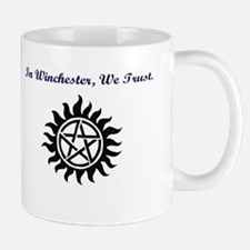 In Winchester, we trust Mug