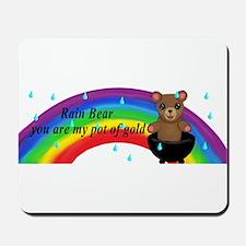 Rain Bear Mousepad