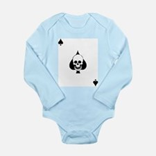 Ace of Spades Body Suit
