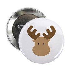 """Moose 2.25"""" Button (10 pack)"""