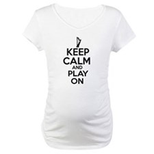 Harp lover designs Shirt