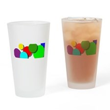 color celebration Drinking Glass
