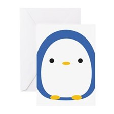 Roly Poly Penguin Greeting Cards (Pk of 20)