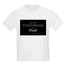 My Other Chromebook Is A Pixel T-Shirt