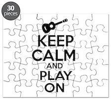 Ukulele lover designs Puzzle