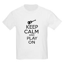 Ukulele lover designs T-Shirt