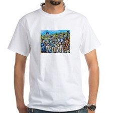 Del McCoury Painting Shirt