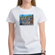 Del McCoury Painting Tee