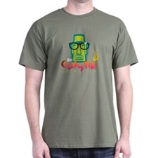 """The Geeky Tiki"" Dark Dork T-Shirt"