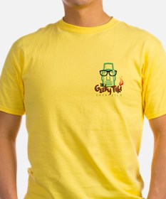 """The Geeky Tiki"" T"