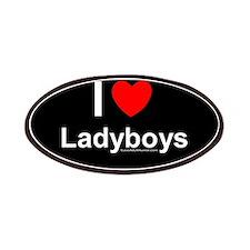 Ladyboys Patches