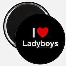 Ladyboys Magnet