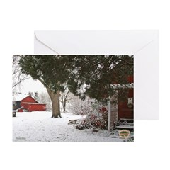 12 07 Calendar Greeting Card