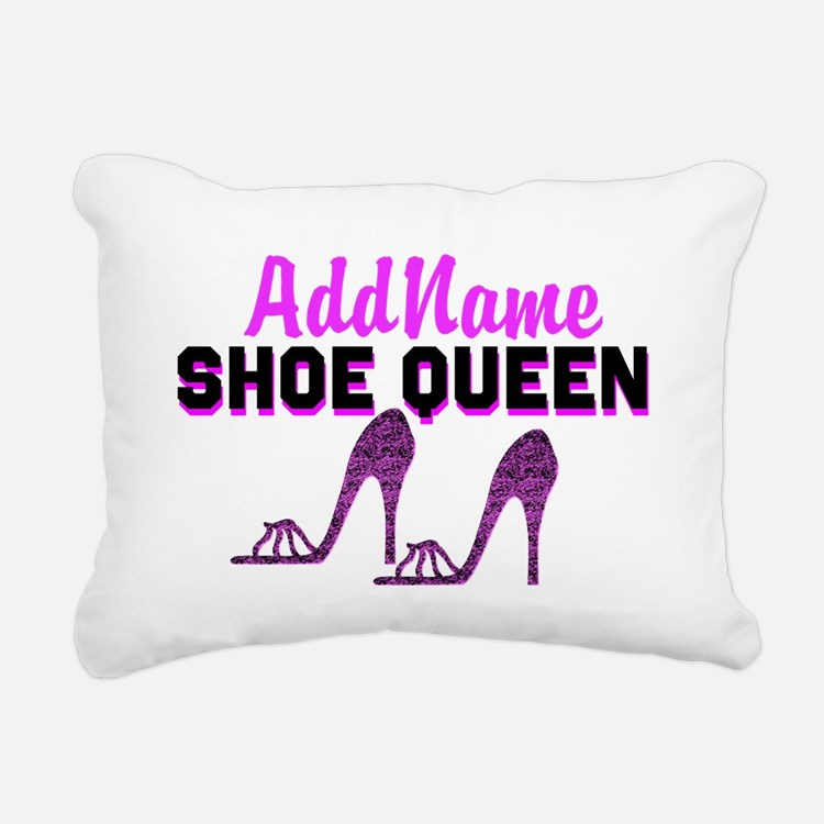 HIGH HEEL GIRL Rectangular Canvas Pillow