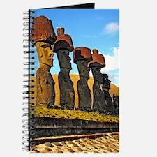 Tiki Gods of Easter Island Journal