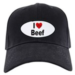 I Love Beef Black Cap