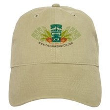 Hana Shirt Co. Tiki style Baseball Cap