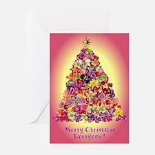 O Christmas Tree Greeting Cards (Pk of 10)