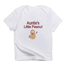 Aunties Little Peanut Infant T-Shirt