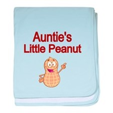 Aunties Little Peanut baby blanket
