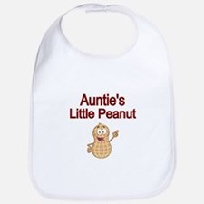 Aunties Little Peanut Bib