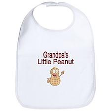 Grandpas Little Peanut Bib