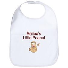 Memaws Little Peanut Bib